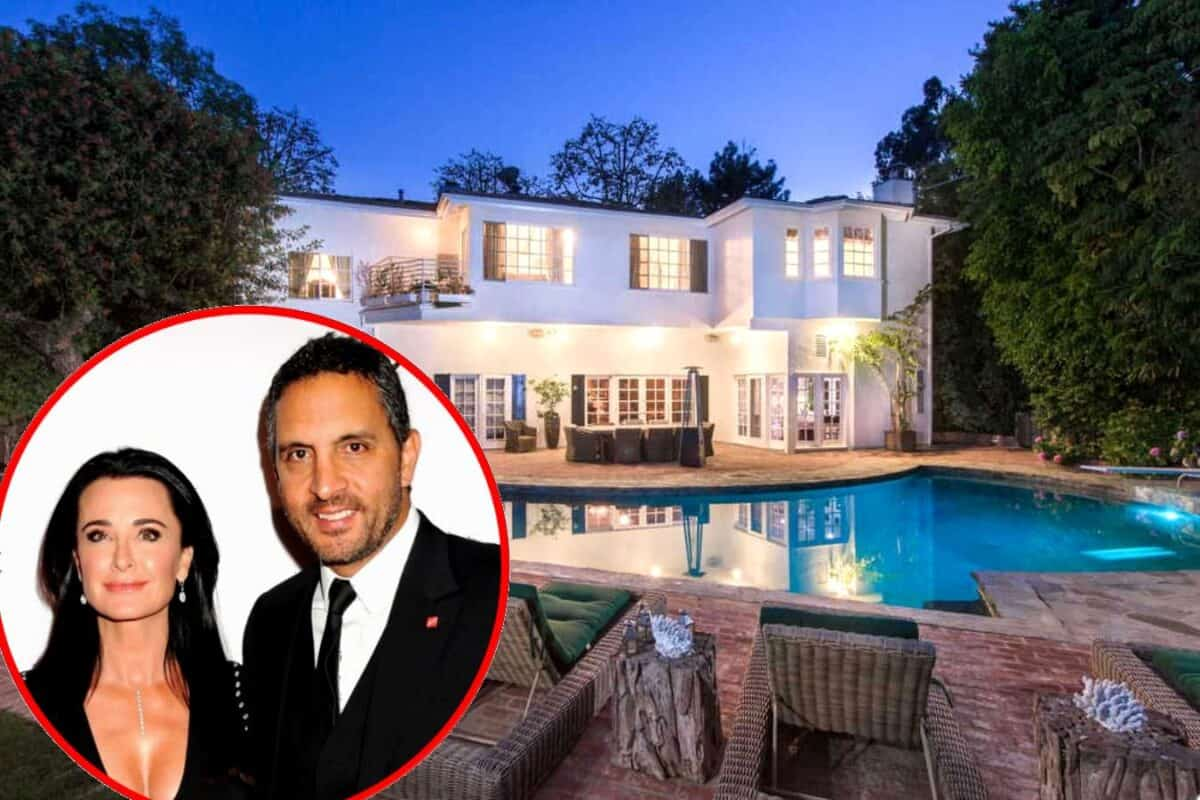 PHOTOS: Kyle Richards and Husband Mauricio Re-list Home For $5.95 Million, See Photos of the RHOBH Couple's Former Bel Air House