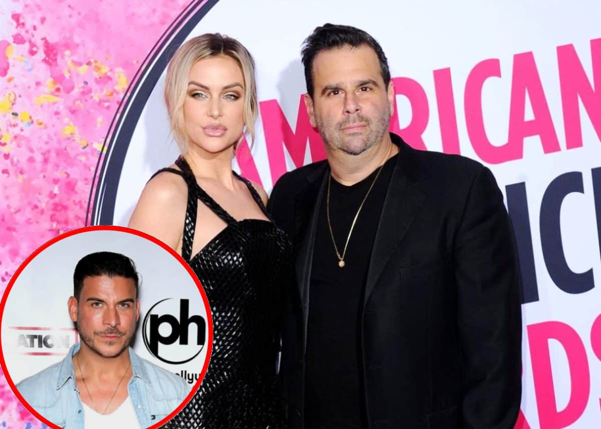 "Randall Emmett Shares What Upset Him on First Date With Lala Kent and Why He Fell For Her, Calls Jax Taylor ""Greatest Villain"" of Reality TV Plus How Doing Vanderpump Rules Helped Their Relationship"