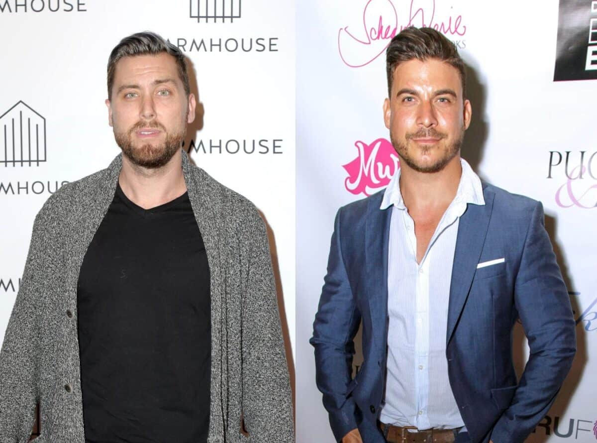 "Lance Bass Claps Back After Jax Taylor's Rep Calls Him a Liar Amid Business Partnership Drama, Says Vanderpump Rules Star is Surrounded by ""Yes People"""
