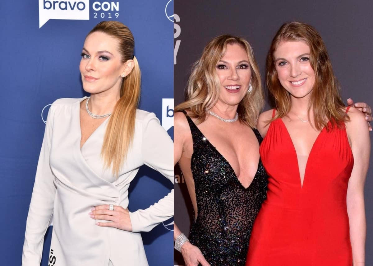 "Leah McSweeney Calls Avery Singer's Comments About RHONY Cast ""Hypocritical"" as She Shades Ramona Singer as an ""Evil Stepmother"""