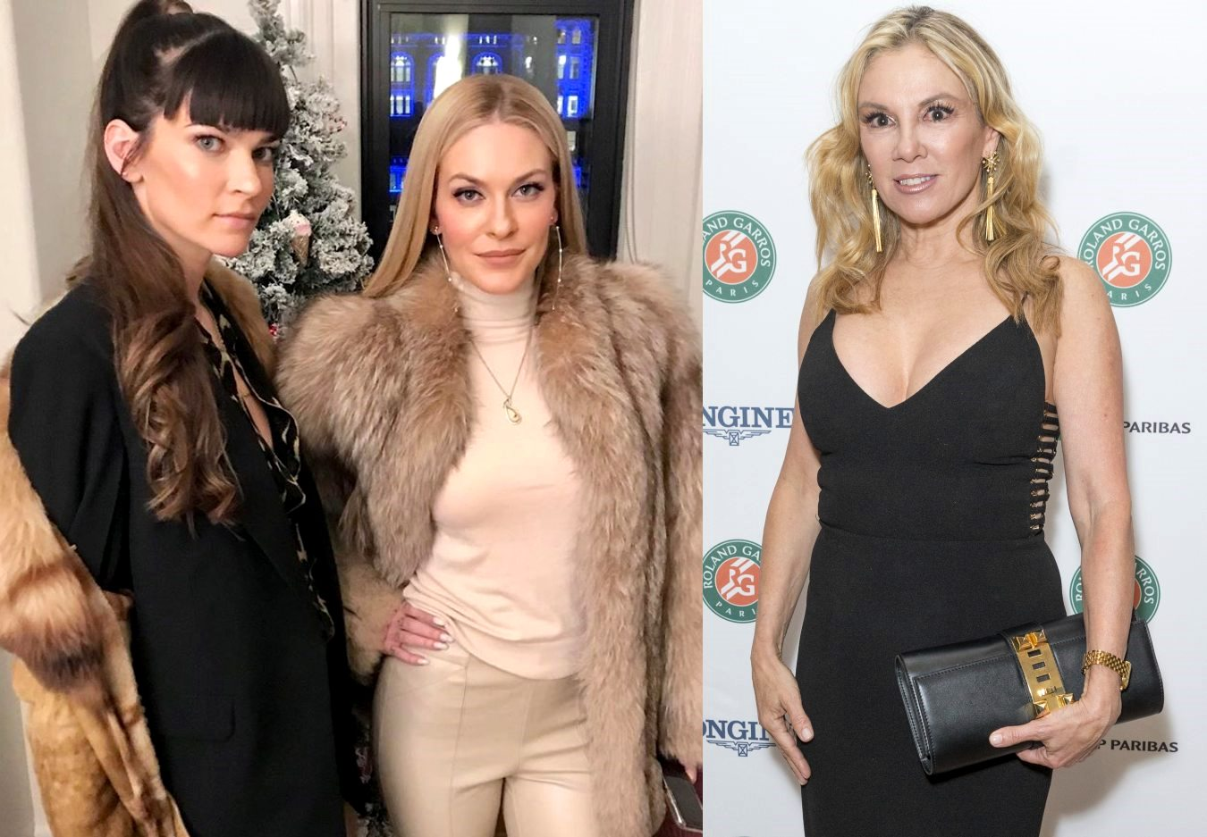 "RHONY Star Leah McSweeney's Sister Sarah Blasts Ramona Singer Over Behavior and Accuses Her of Flirting With ""Drunk Married Men"" as Leah Calls Her Out for ""All Lives Matter"" Comment, Plus is Leah a Ratings Booster?"