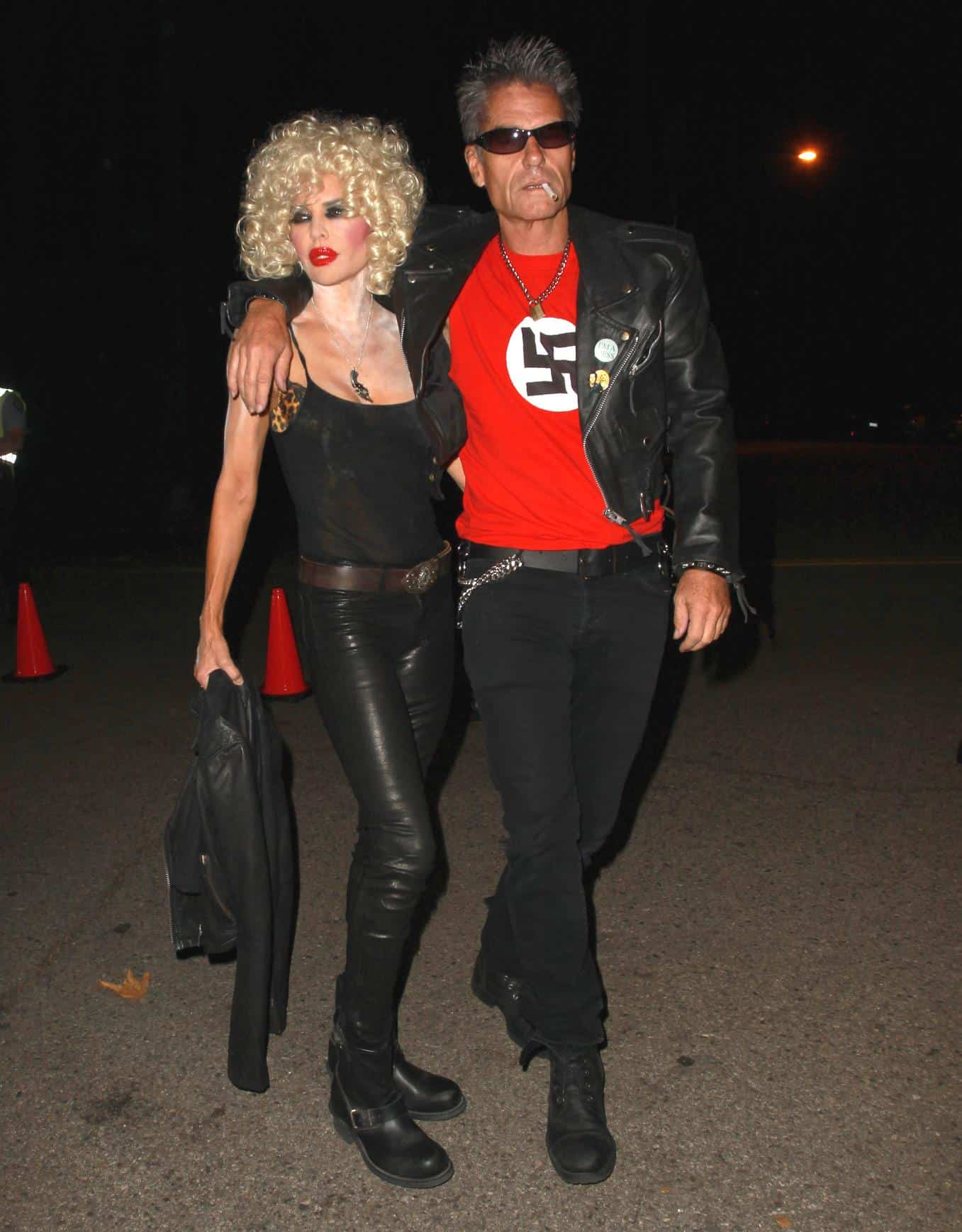 Harry Hamlin Halloween 2020 Andy Cohen Addresses Harry Hamlin's Offensive Swastika Costume