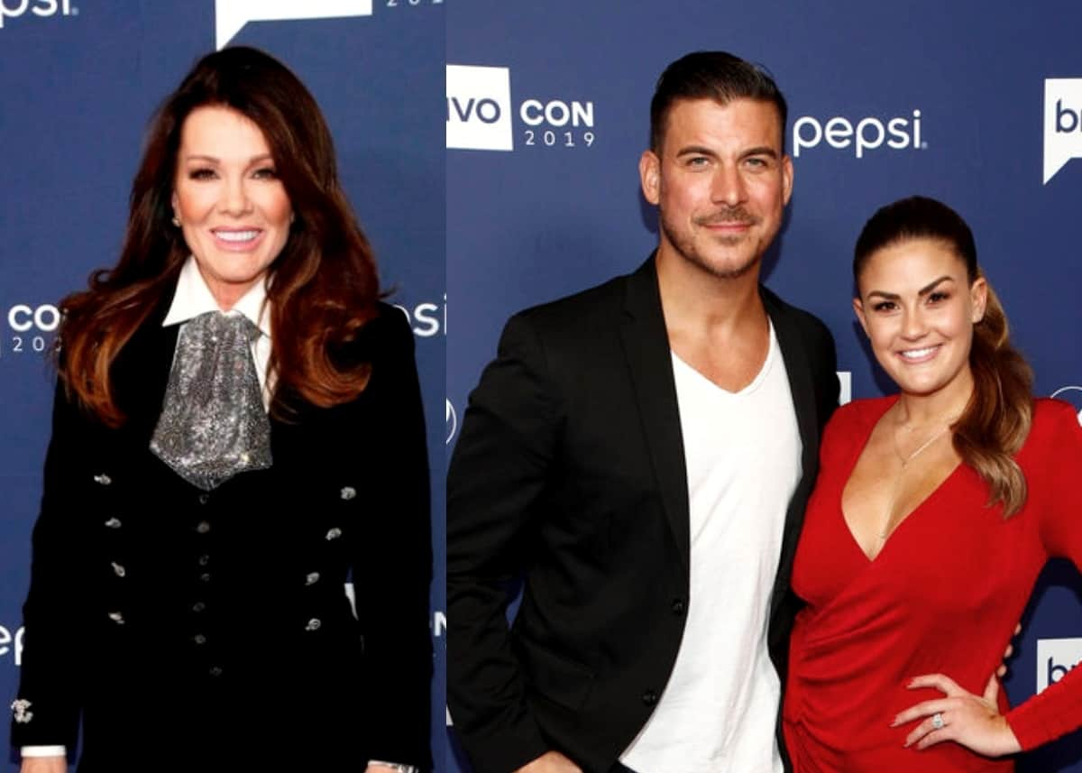 "Are Jax Taylor and Brittany Cartwright Getting Fired From Vanderpump Rules? Lisa Vanderpump Reportedly ""Worried"" More Stars Will Get the Boot Amid Firings"