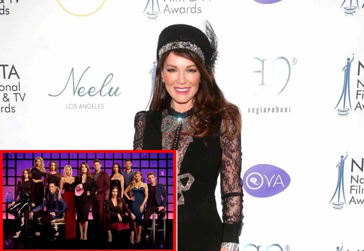 "Lisa Vanderpump Unsure When Vanderpump Rules Will Be Picked Up for New Season But Hints at New Cast Members, Plus Claims James Kennedy Used Kristen Doute to Get on the Show and Says Raquel is ""Best Thing"" That's Happened to Him"