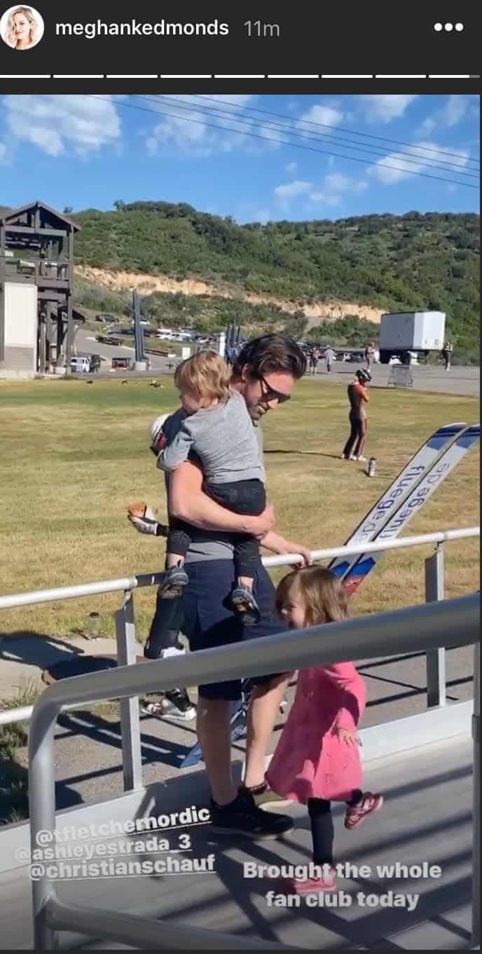 RHOC Meghan King Edmonds' Boyfriend Christian Schauf Spends Time With Her Kids