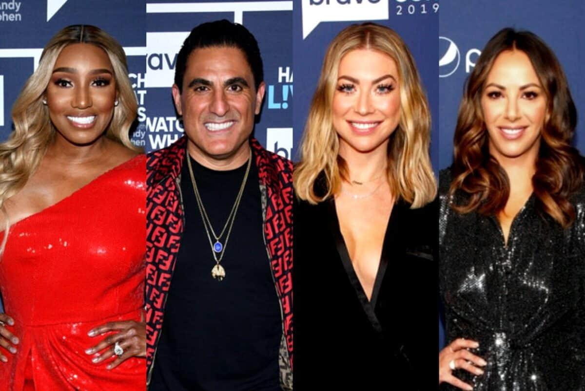 Bravo Stars Nene Leakes and Reza Farahan React to Stassi and Kristen's Firing From Vanderpump Rules, Nene Calls Out the Network as More Stars Speak Out