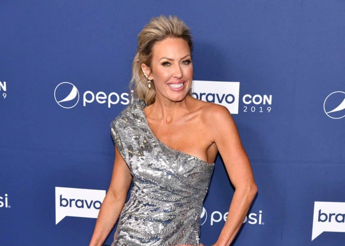 """RHOC's Braunwyn Windham-Burke Teases """"Intense"""" New Season, Offers Marriage Advice, and Reveals If She and Husband Sean Will Have More Kids, Plus Shares How She Landed Her Role on the Show"""