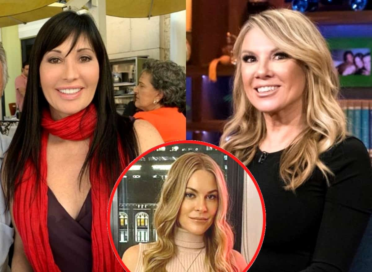 "RHONY's Elyse Slaine Insists She Never Betrayed Ramona Singer as She Opens Up About Their Falling Out, Plus She Claims Ramona is ""No Competition"" for the Younger Leah McSweeney and Reveals She Ruined the ""OG's Sexy"""