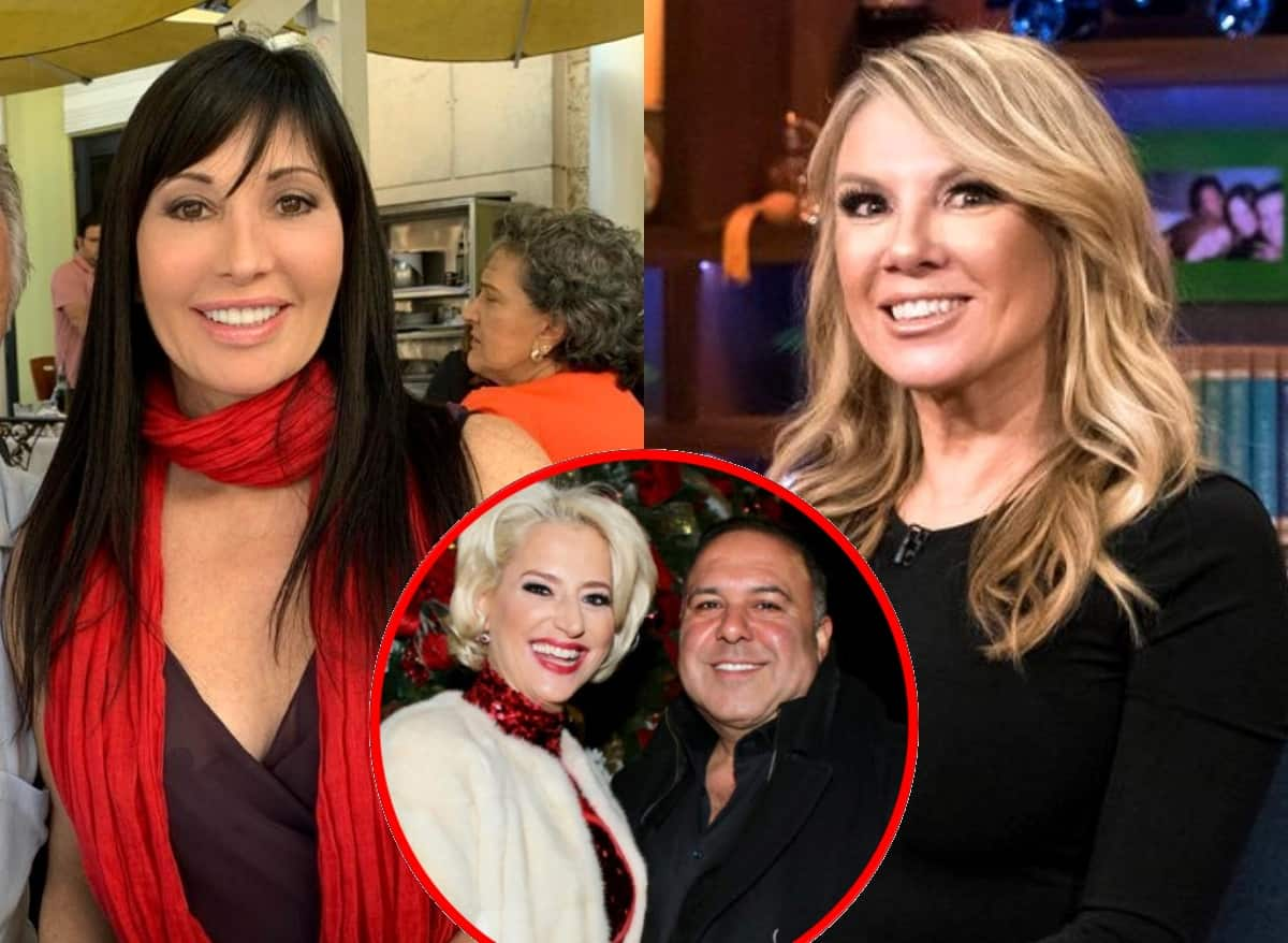 RHONY's Elyse Slaine Opens Up About Feud With Ramona Singer, Talks Dorinda Medley's Split From John Mahdessian and Her Treatment of Tinsley Mortimer, Plus Looks Back on Drama With Leah McSweeney
