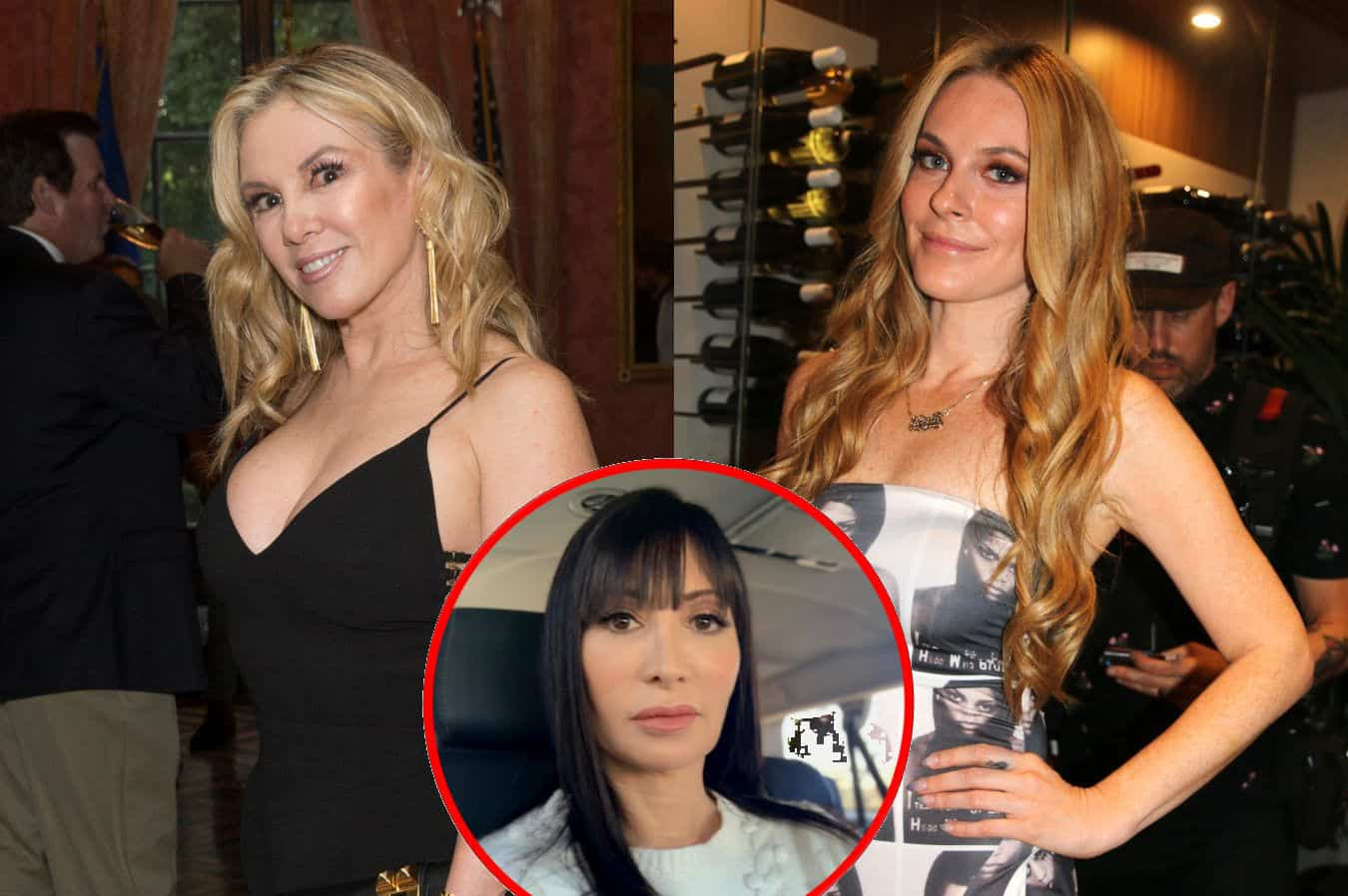 "Ramona Singer Talks Being ""Disappointed"" in Leah McSweeney and Why She Wants Her to ""Be Better,"" Reveals Reason Elyse Slaine Isn't Good For RHONY"