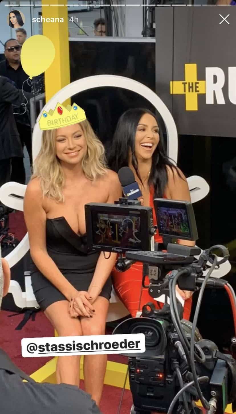 Vanderpump Rules Scheana Marie Wishes Stassi Schroeder a Happy Birthday