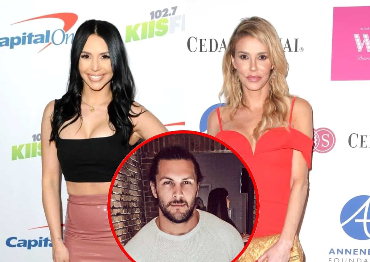 Vanderpump Rules' Scheana Shay Reveals Where She Stands With Brandi Glanville After Podcast Lies, Admits Boyfriend Brock Davies May Not Be Seen on Season Nine, and Explains Why She is Still Friends With Attention-Seeking Jax Taylor