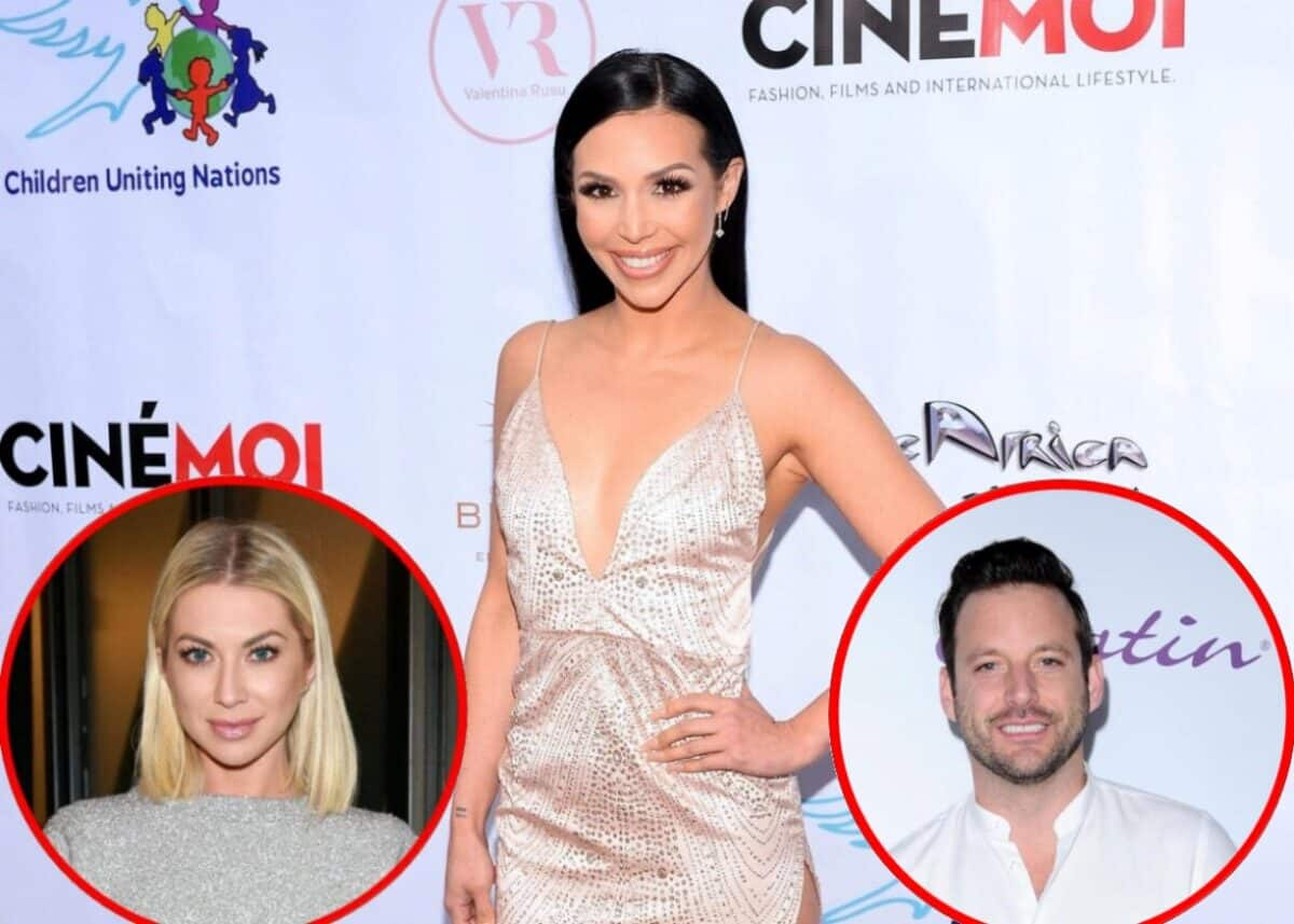 "Scheana Shay Reveals the Biggest Spender of Vanderpump Rules is Stassi Schroeder, Admits Her Relationship With Rob Valletta Was ""Embarrassing"" and Shares Who She's Least Close to in Cast"