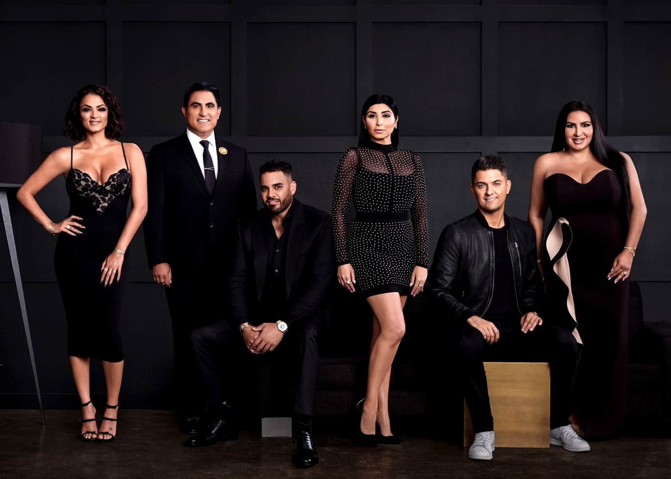 "PHOTOS: Shahs of Sunset Stars Film Season 8 Reunion, See Cast Posts as Nema is ""Pissed Off"" and Mike Calls it ""Very Emotional"""