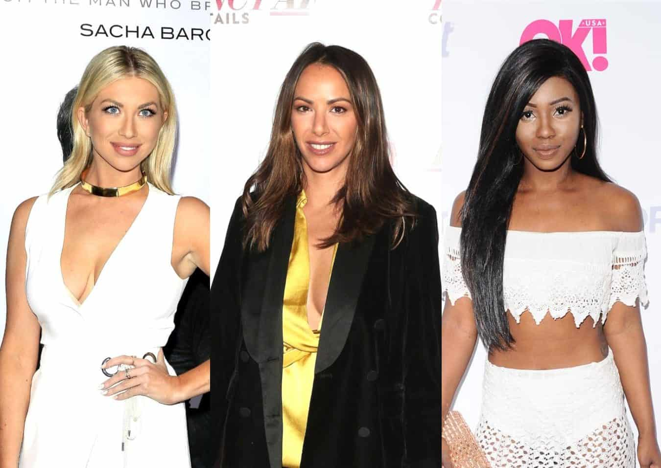 Faith Stowers Rebuffs Attempt by Stassi and Kristen to Privately Apologize, Find Out Why Plus She Has No Plans to Sue the Former Vanderpump Rules Stars