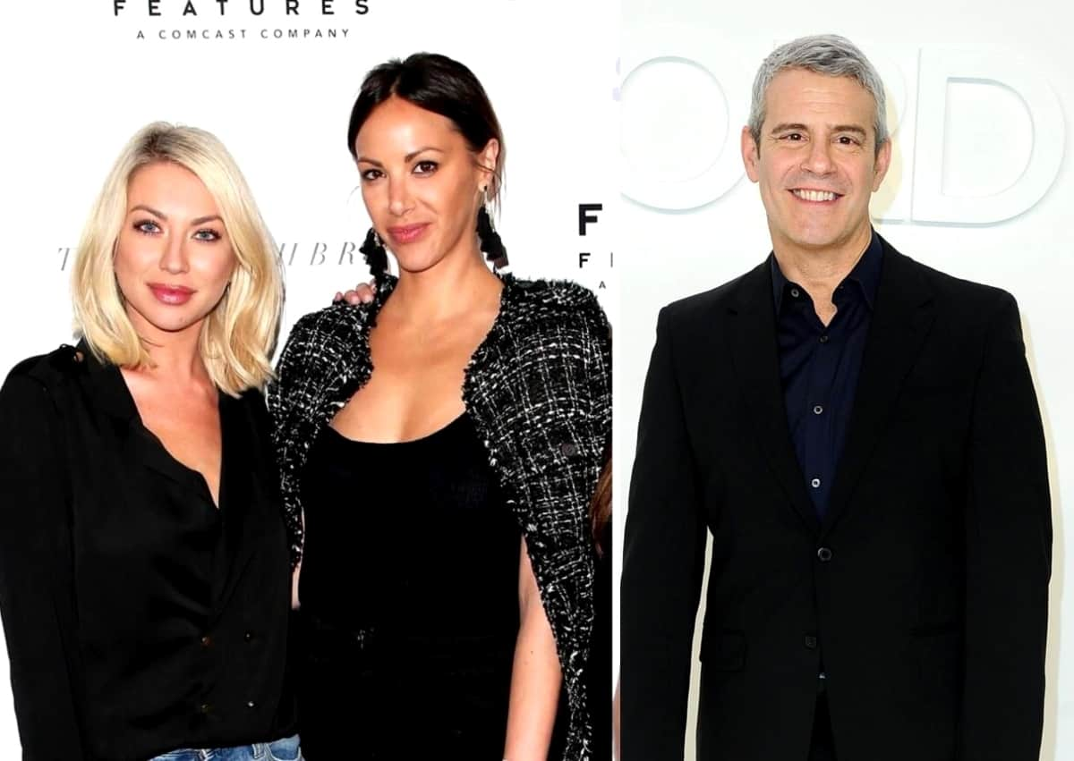"Stassi Schroeder and Kristen Doute Called Andy Cohen to Beg for Jobs Back After Firings From Vanderpump Rules Alleges New Report, But He and Bravo Are Determined to Bring ""Some Diversity"" to Show"