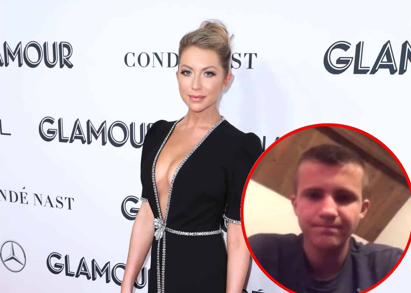 Stassi Schroeder's Brother Nikolai Begs Faith Stowers to Help Stassi Get Her Job Back After Vanderpump Rules Firing as Brett Caprioni Breaks Silence Following Exit