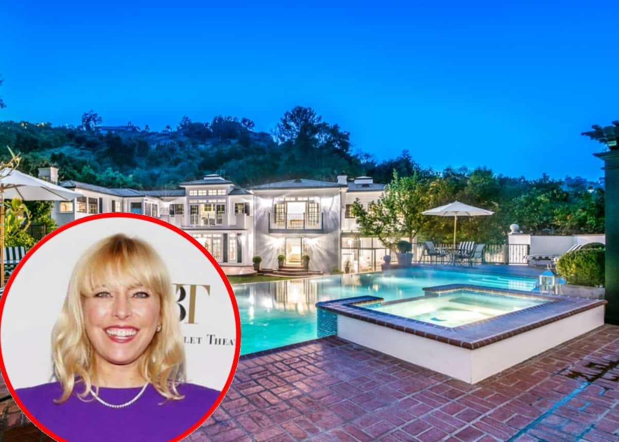 PHOTOS: RHOBH's Sutton Stracke Lists Los Angeles Home for $8.95M, See Pics of Her Elegant Estate!