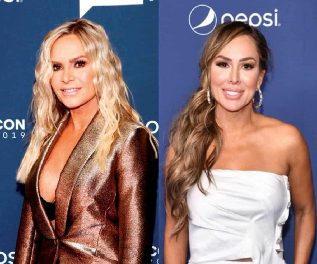 "Tamra Judge Suggests 'Ageism' Led to Her Firing, Claims RHOC Cast is ""Afraid"" of Kelly Dodd and Says She Goes Too Low, Shades Ex Co-Stars For Paying ""$20,000 a month"" to Rent Homes"