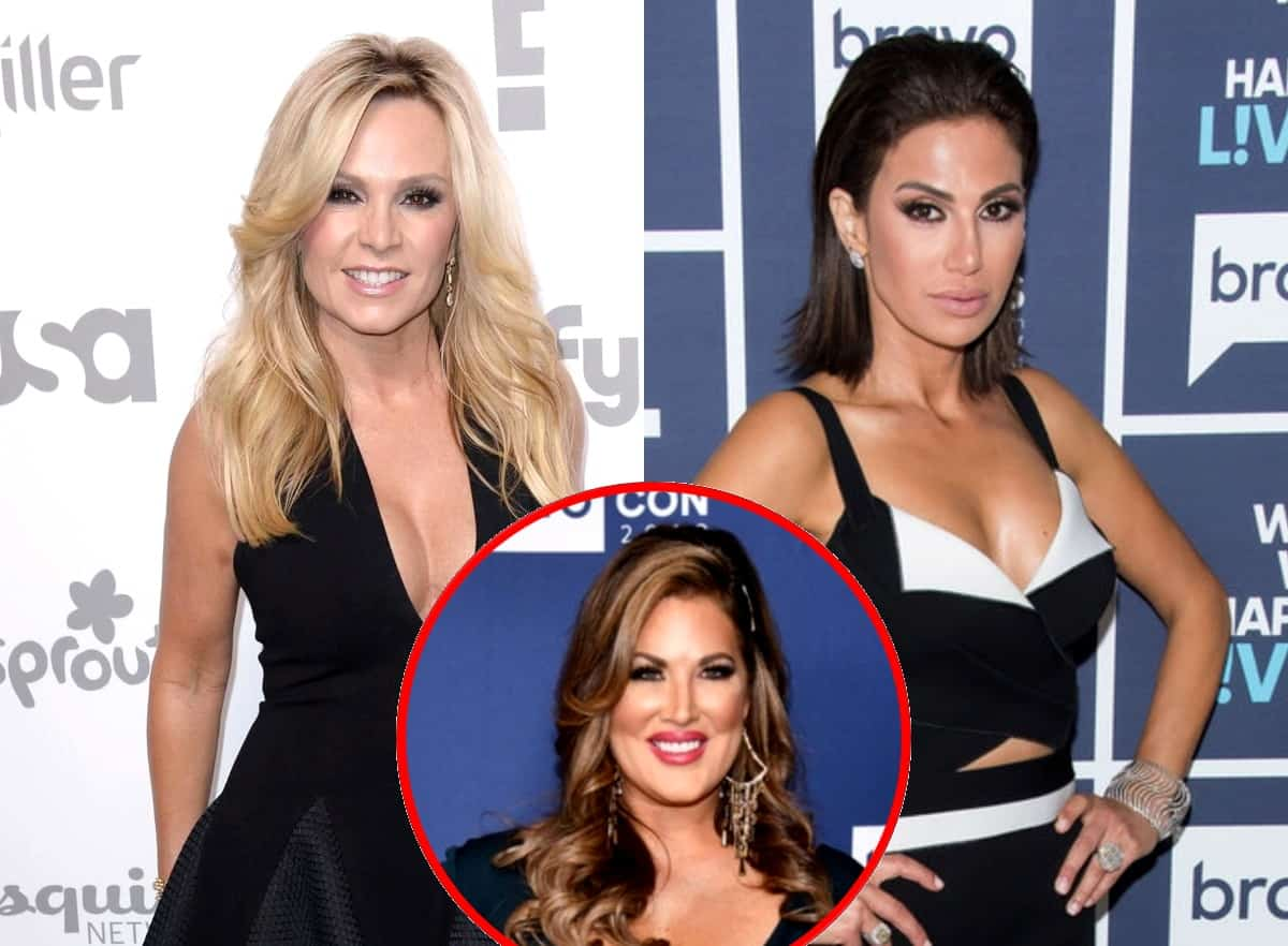 "Tamra Judge Says ""People Needing Subtitles"" Shouldn't be on RHOC as She Criticizes Ex Costar Peggy Sulahian, Accuses Emily of Being ""Dead Weight"" and Explains Why Shannon is Good for Show"