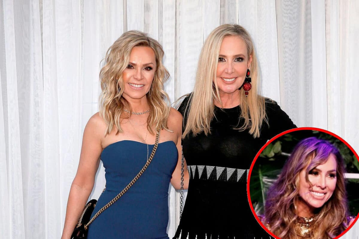 Tamra Judge Questions if Shannon Beador Was Ever Her Real Friend and Says She Wasn't There For Her After RHOC Exit, Admits She 'Doesn't Want to See' Her New Friendship With Kelly