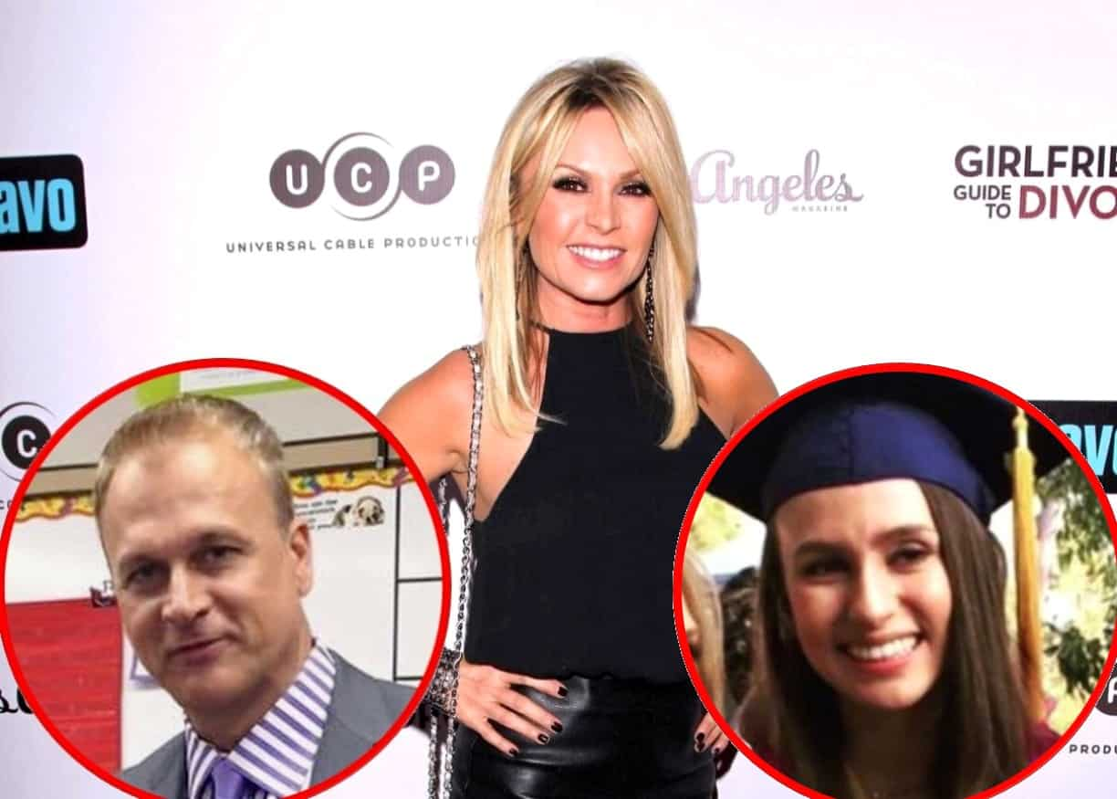 Ex-RHOC Star Tamra Judge Offers an Update on Simon Barney's Cancer Battle, Shares Her Thoughts on His Fiancee, and Reveals Daughter Sidney Graduated College Early