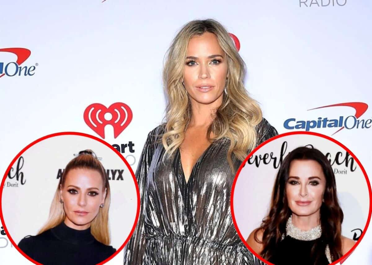 Teddi Mellencamp Gives Update on Her Kids' Friendships With Dorit's Children Amid Their Feud, Addresses Friendship With Kyle and Shares Most and Least Favorite Parts of RHOBH