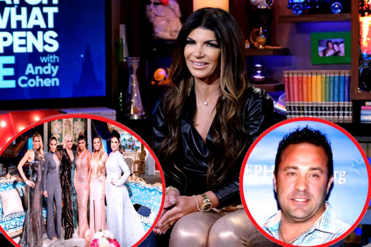 RHONJ to Resume Filming on July 20 as Teresa Giudice's Storyline is Revealed, Will New Person Be Added to Cast? Plus Joe is Missing Daughters and Planning for Reunion