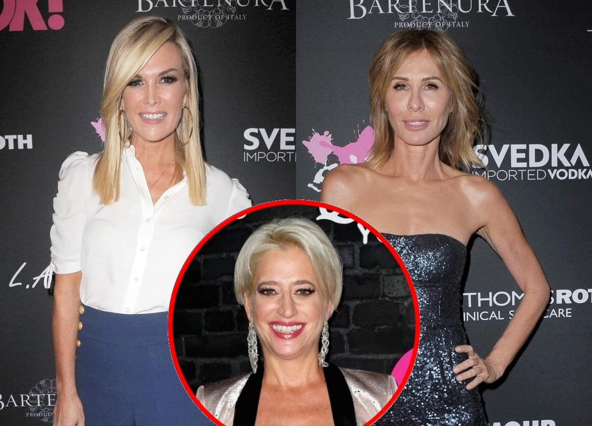 "Tinsley Mortimer Denies 'BS' Claim That Carole Radziwill Friendship Was Fabricated, Reveals ""Liar"" Dorinda is the One Who Blocked Her and If She Has RHONY Regrets"