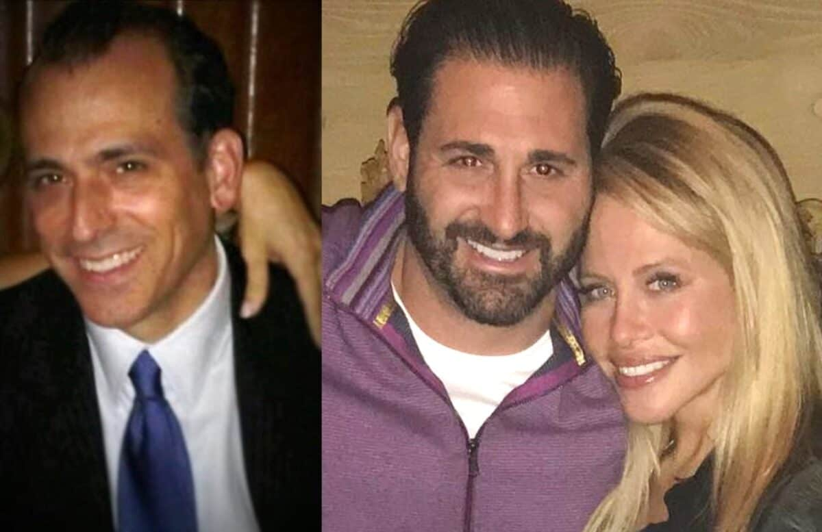 'RHONJ' Dina Manzo's Ex Tommy Manzo Arrested by Feds, Accused of Hiring Mobster to Beat Up Dina's Current Husband and Rewarding Them With Discount at Brownstone
