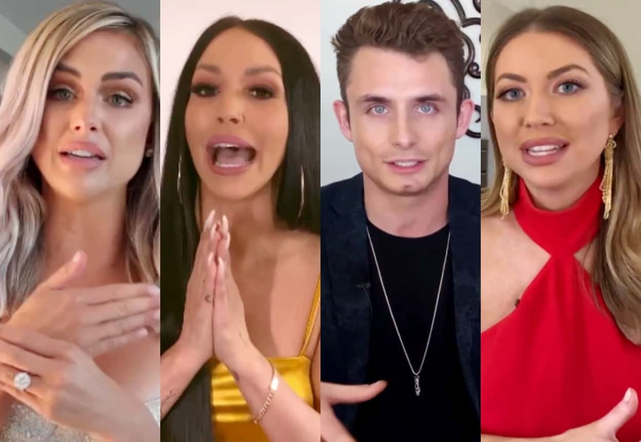 Vanderpump Rules Reunion Recap Part 2: Lala Apologizes to Scheana for Mean Comment and James Celebrates 10 Months of Sobriety plus Stassi Calls Herself Beyonce