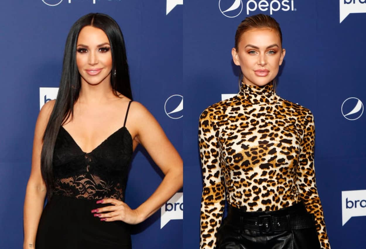 "Vanderpump Rules' Scheana Shay Claims Fame Has Gone to Lala Kent's Head and Addresses Her Recent 'Hurtful' Comments, Plus Why She Thinks Katie Was ""Harsher"" to Kristen Than Stassi"