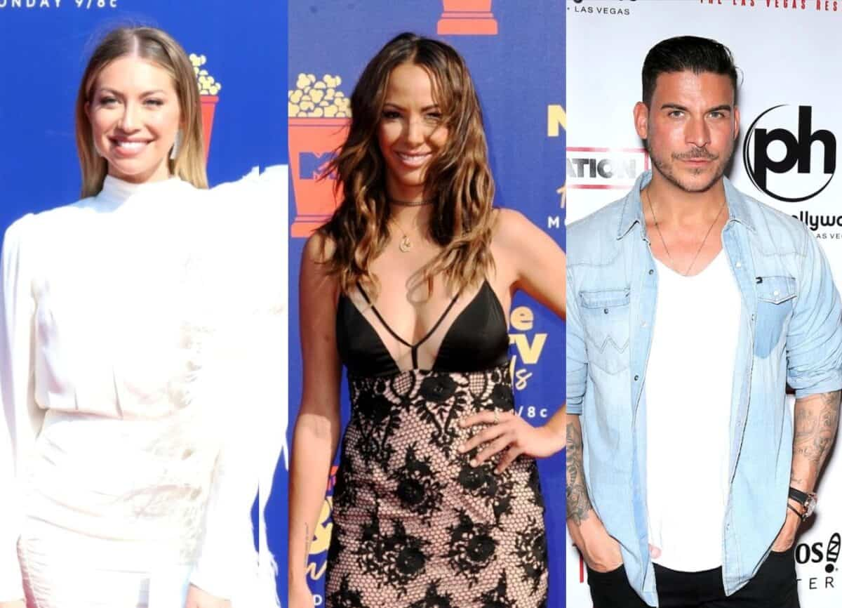 PHOTOS: Pregnant Stassi Schroeder Reunites With Kristen Doute and Jax Taylor as She Celebrates 32nd Birthday After Being Fired From Vanderpump Rules Amid Allegations of Racism, Receives Birthday Wishes From Brittany and Scheana