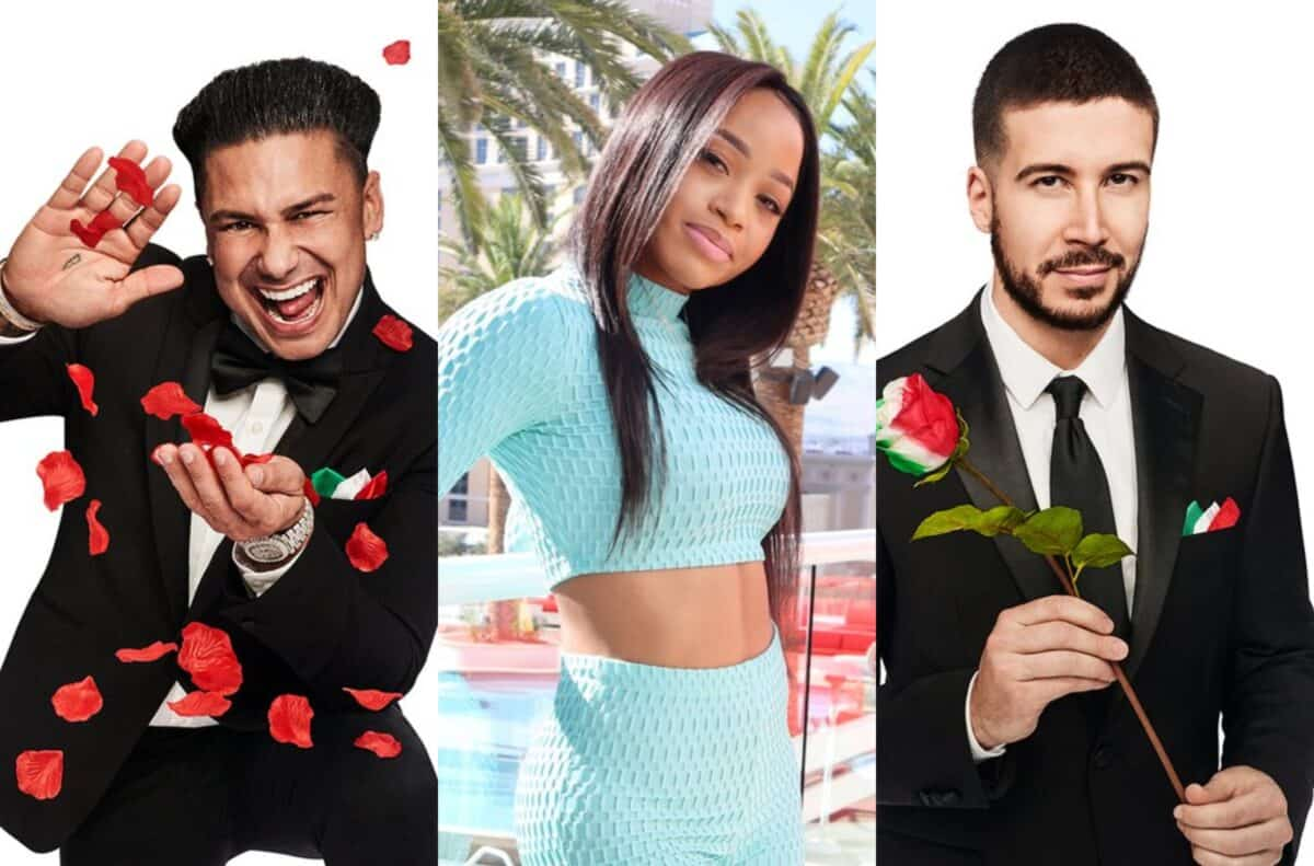 A Double Shot at Love Season 2 Spoilers! Are Nikki Hall and Pauly D Back Together? Plus Update on Vinny Guadagnino's Current Dating Life