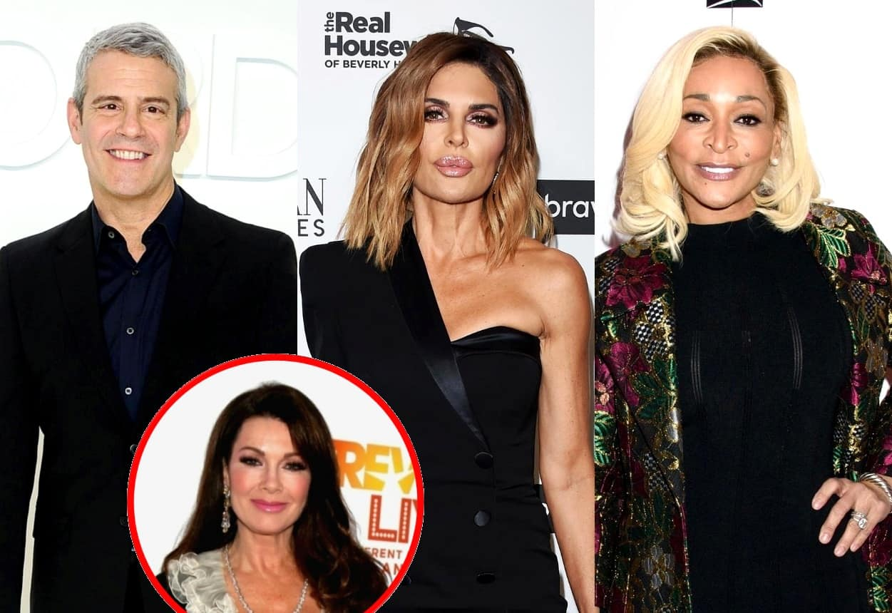 Andy Cohen Reveals His Favorite 'Real Housewives' and Addresses Possible Tension With Ex-RHOBH Star Lisa Vanderpump, Plus Who's His Least Favorite?