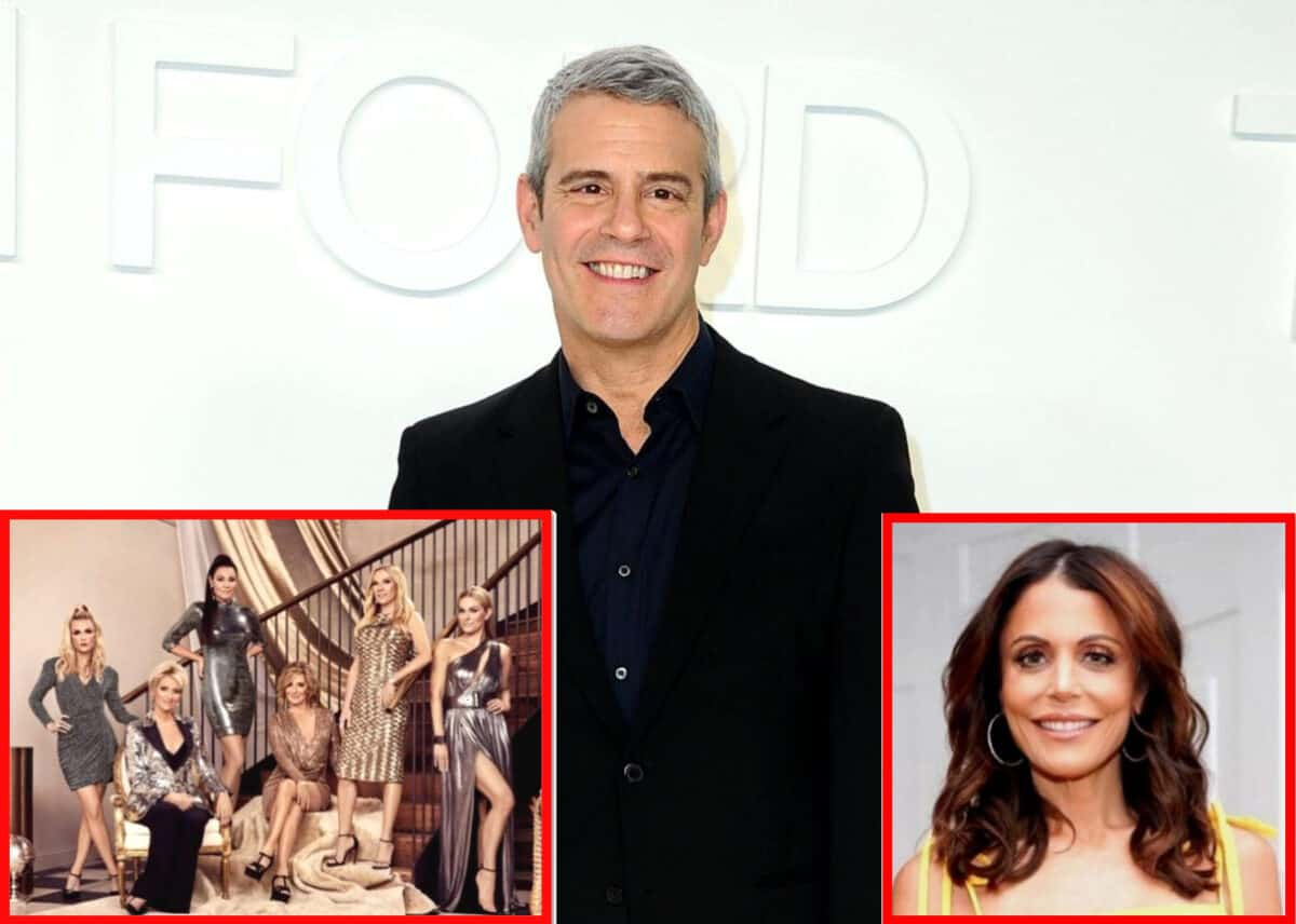 Andy Cohen Confirms If the RHOBH Reunion Will Be Filmed Virtually and Reveals If He is Still in Touch With Former RHONY Star Bethenny Frankel