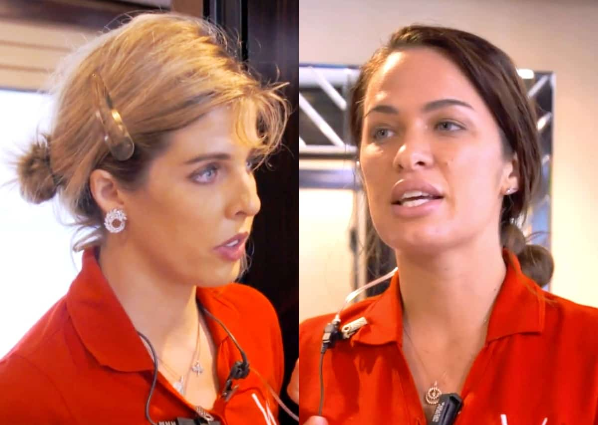 Below Deck Mediterranean Recap: Bugsy and Jessica Butt Heads and Charter Guests Throws Some Shade at The Crew, Plus Captain Sandy is on a Power Trip and Threatens to Fire Kiko