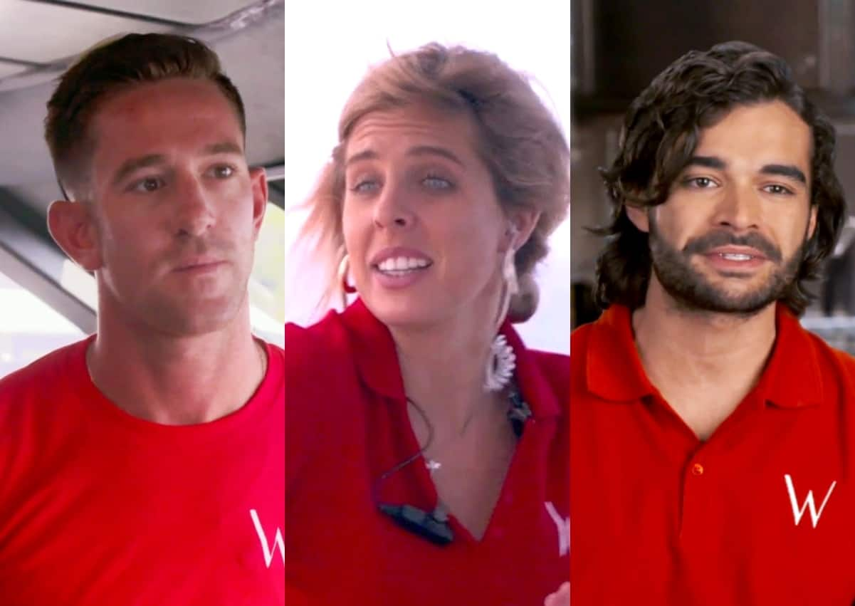 Below Deck Mediterranean Recap: Pete Gets Demoted and Bugsy Tries to Throw Hannah Under the Bus, Plus Kiko Melts Down