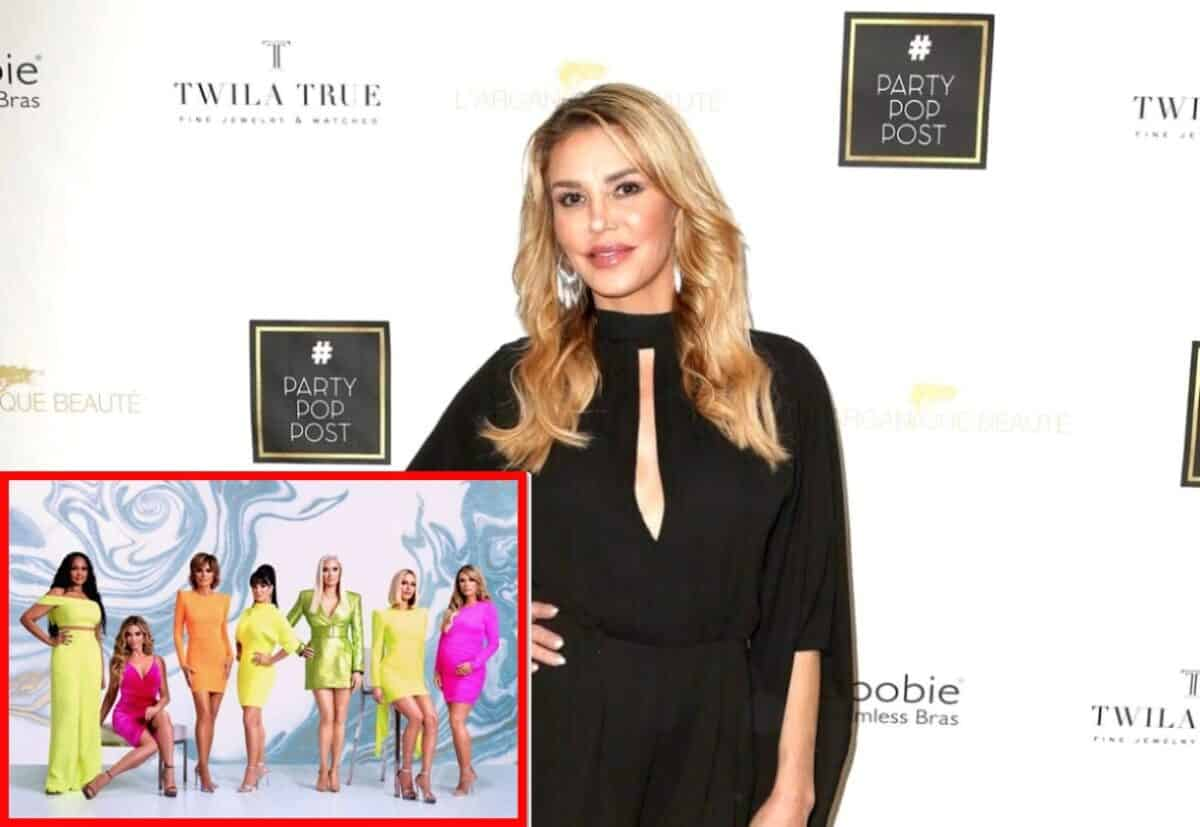 "RHOBH's Brandi Glanville Reveals the Real Reason She Didn't Attend the Reunion, Teases One-on-One With Andy Cohen, and Shares Shady Post About a ""Narcissist"" as Denise Richards Unfollows Lisa Rinna, Erika Jayne, and Teddi Mellencamp"