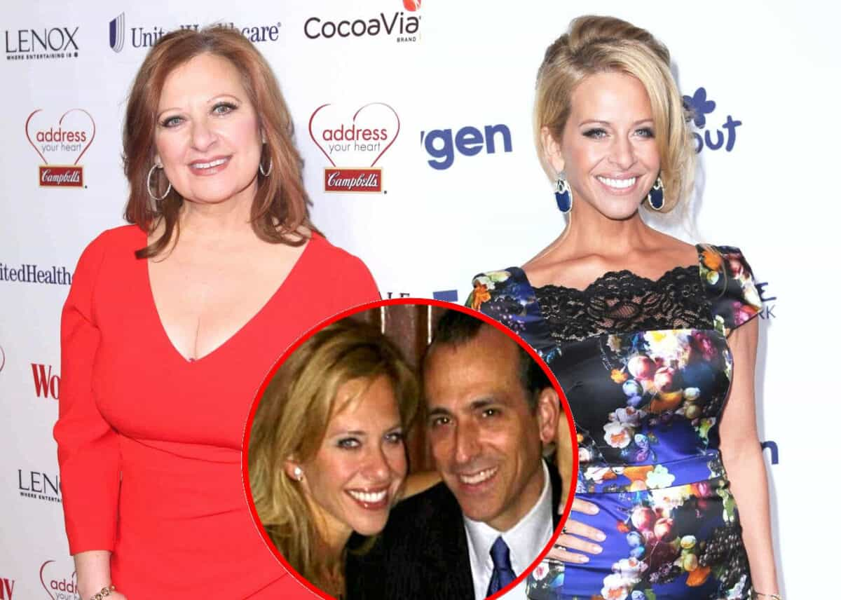 "RHONJ's Caroline Manzo ""Heartbroken"" and Wants to ""Know the Truth"" After Brother-in-Law Tommy is Accused of Hiring a Man to Beat Ex-Wife Dina's Current Spouse in Exchange for Discounted Wedding at The Brownstone, Plus Dina Celebrates Anniversary"