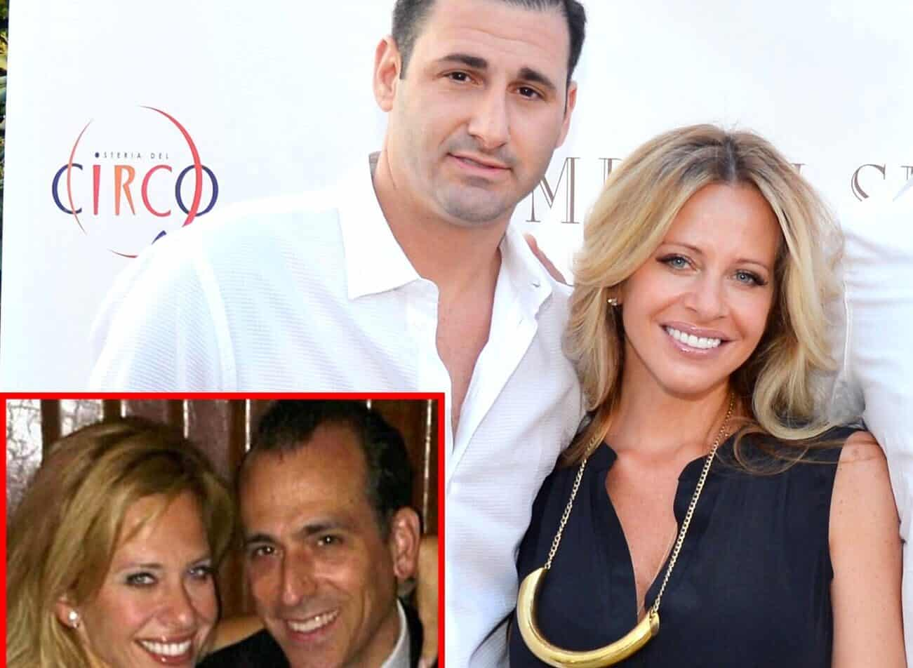 'RHONJ' Dina Manzo's Ex-Husband Tommy Manzo Ordered to Stay Away From Her and Husband Dave After His Arrest, Has Tommy Posted $100K Bail?
