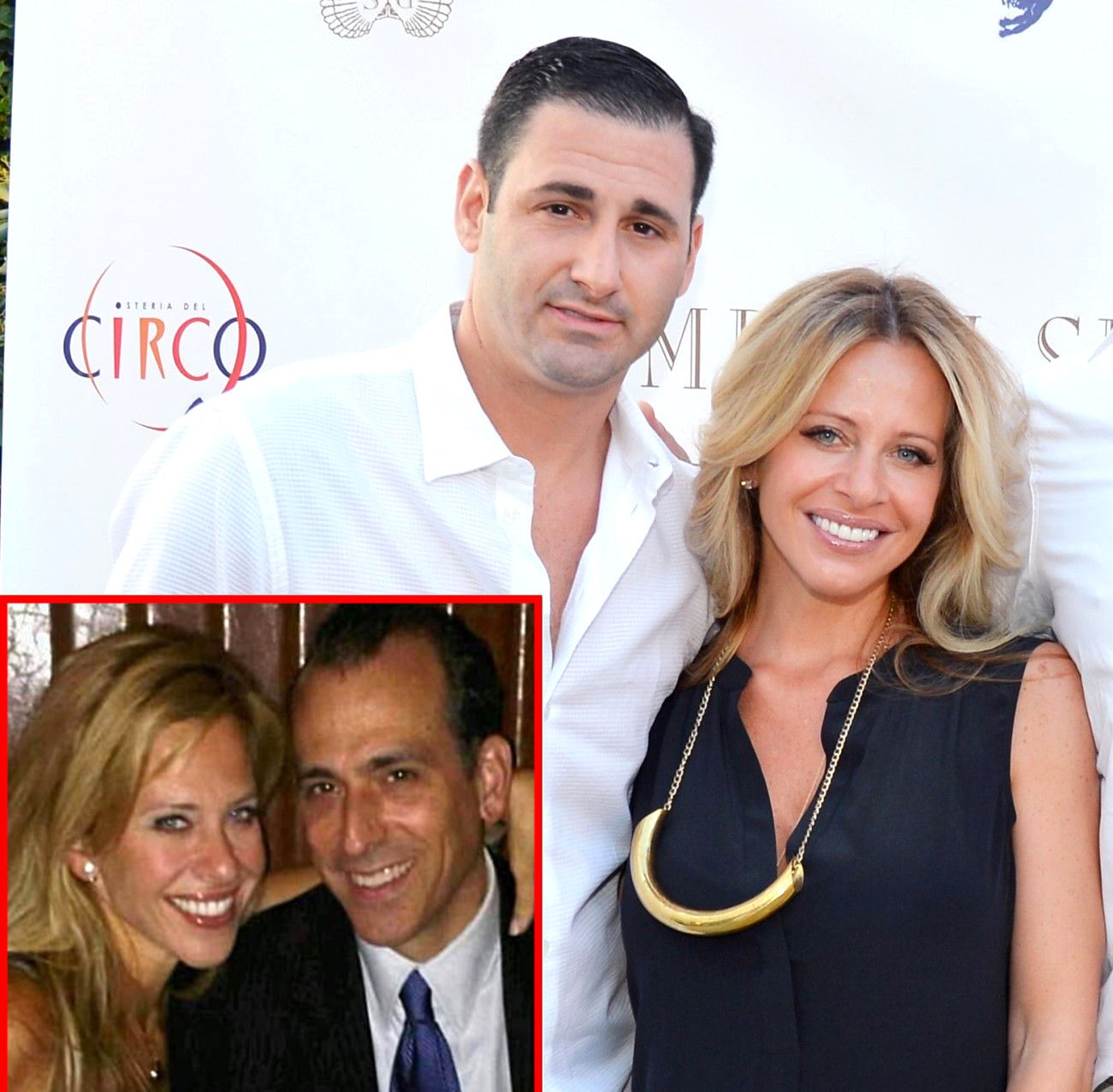 'RHONJ' Dina Manzo's Ex-Husband Tommy Manzo Ordered to Stay Away From Her and Husband Dave After Arrest for Alleged Assault, Has Tommy Posted $100K Bail?