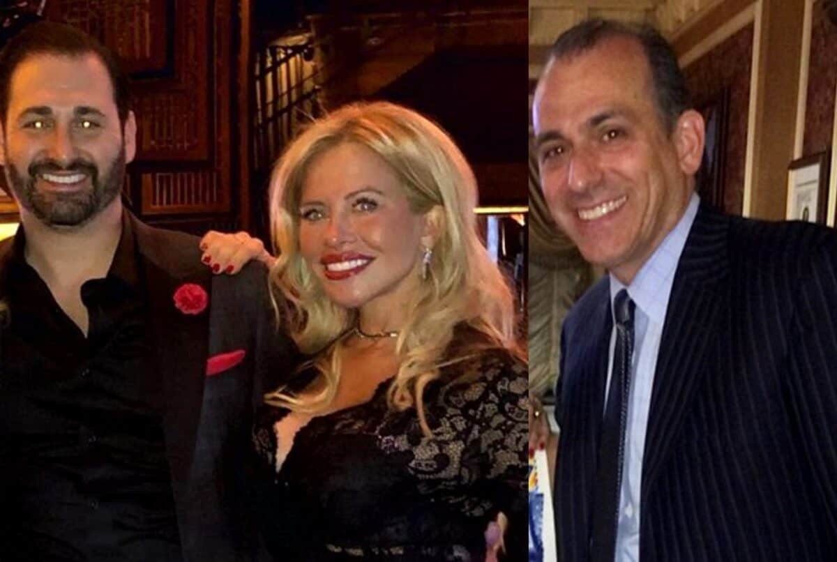 More Details Revealed About Tommy Manzo's Arrest For Allegedly Hiring Man to Assault Ex-Wife and Former RHONJ Star Dina Manzo's New Husband, Accused of Hiding and Falsifying Records Related to The Brownstone
