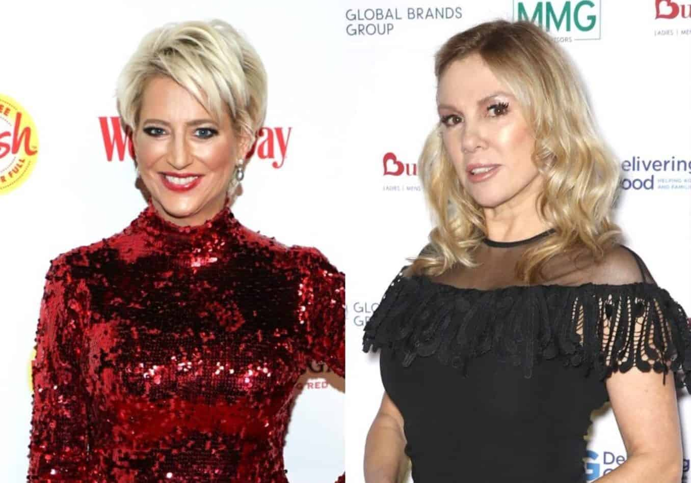 "RHONY's Dorinda Medley Calls On Ramona Singer to Get ""Tested ASAP"" After She Attended Mask-Free Party With Kimberly Guilfoyle Who Has Tested Positive for COVID-19"