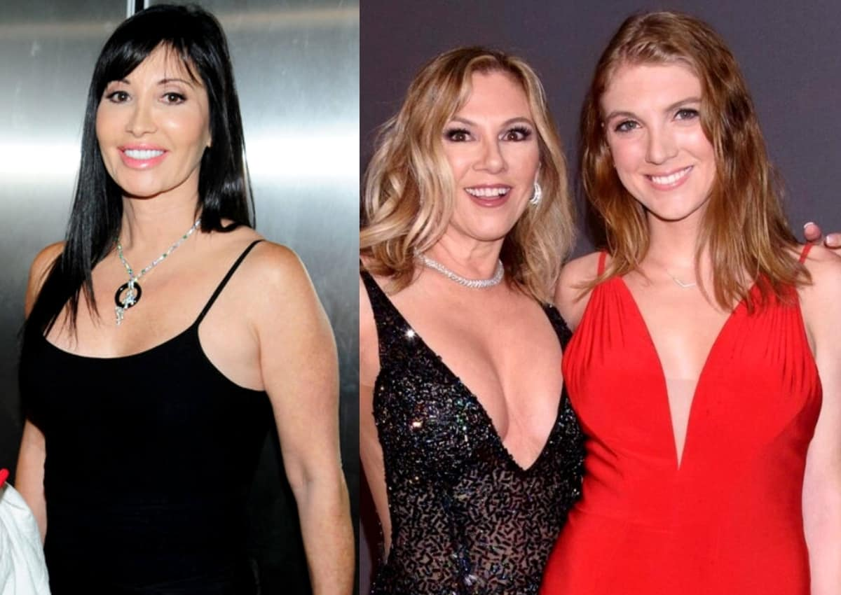 Elyse Slaine Responds After Avery Singer Appeared to Shade Her on RHONY, Implies She is 'Ungrateful' as She Says Her Husband Helped Ramona's Daughter Land Her Dream Job