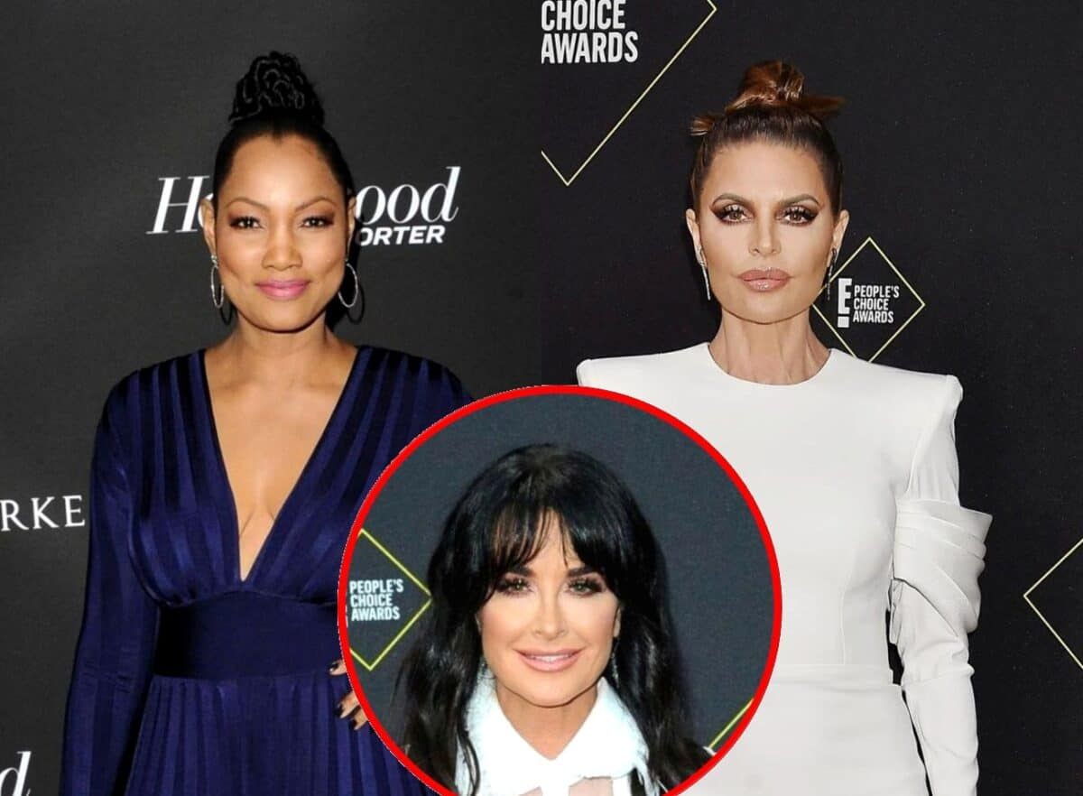 "RHOBH's Garcelle Beauvais Reveals Where She Stands With Lisa Rinna After Unfollowing Her After the Reunion and Explains Why She Did So, Plus Claims She and Kyle Richards Started Off on the ""Wrong Foot"" and Addresses Potential Season 11 Return"
