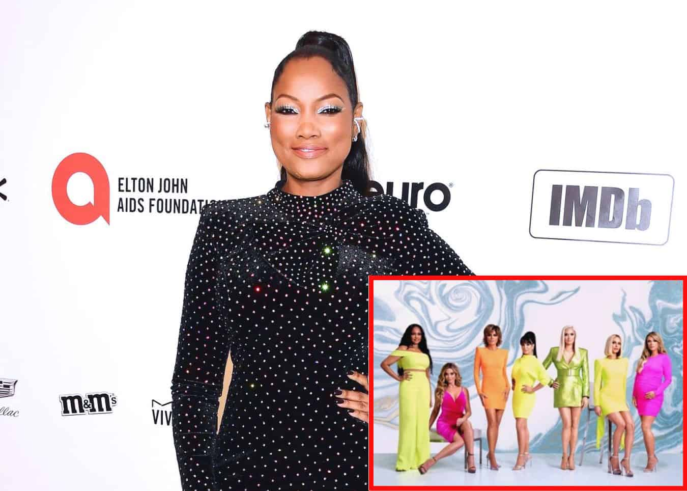 "Garcelle Beauvais Slams RHOBH Cast For ""Taking Brandi's Side"" in Denise Richards Drama, Plus She Shares Which RHOA Housewives Gave Her Advice Before Joining the Show and If She Plans to Return"