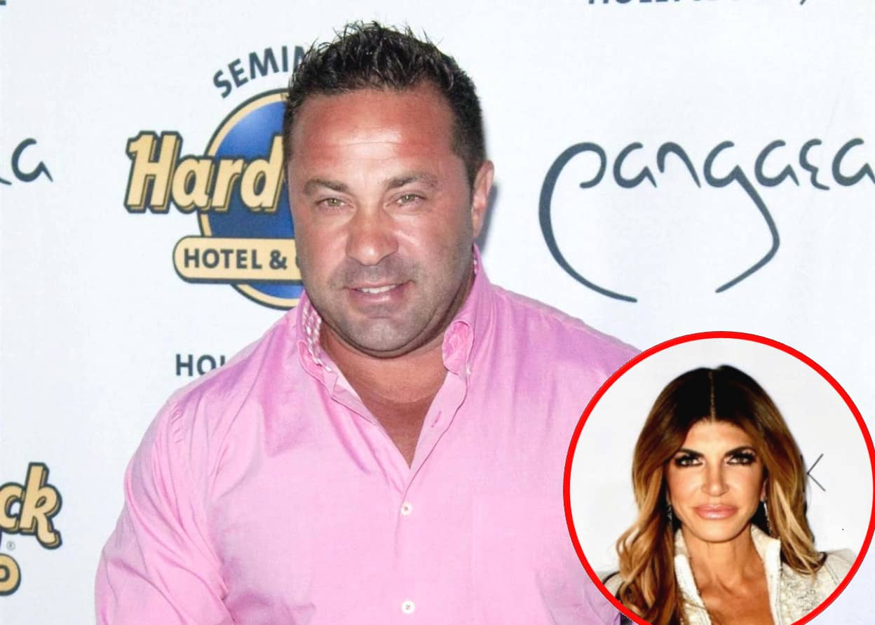 Joe Giudice Teases Potential Presidential Run in Italy, Plus RHONJ Star Reacts to Ex Teresa Giudice's New Boyfriend