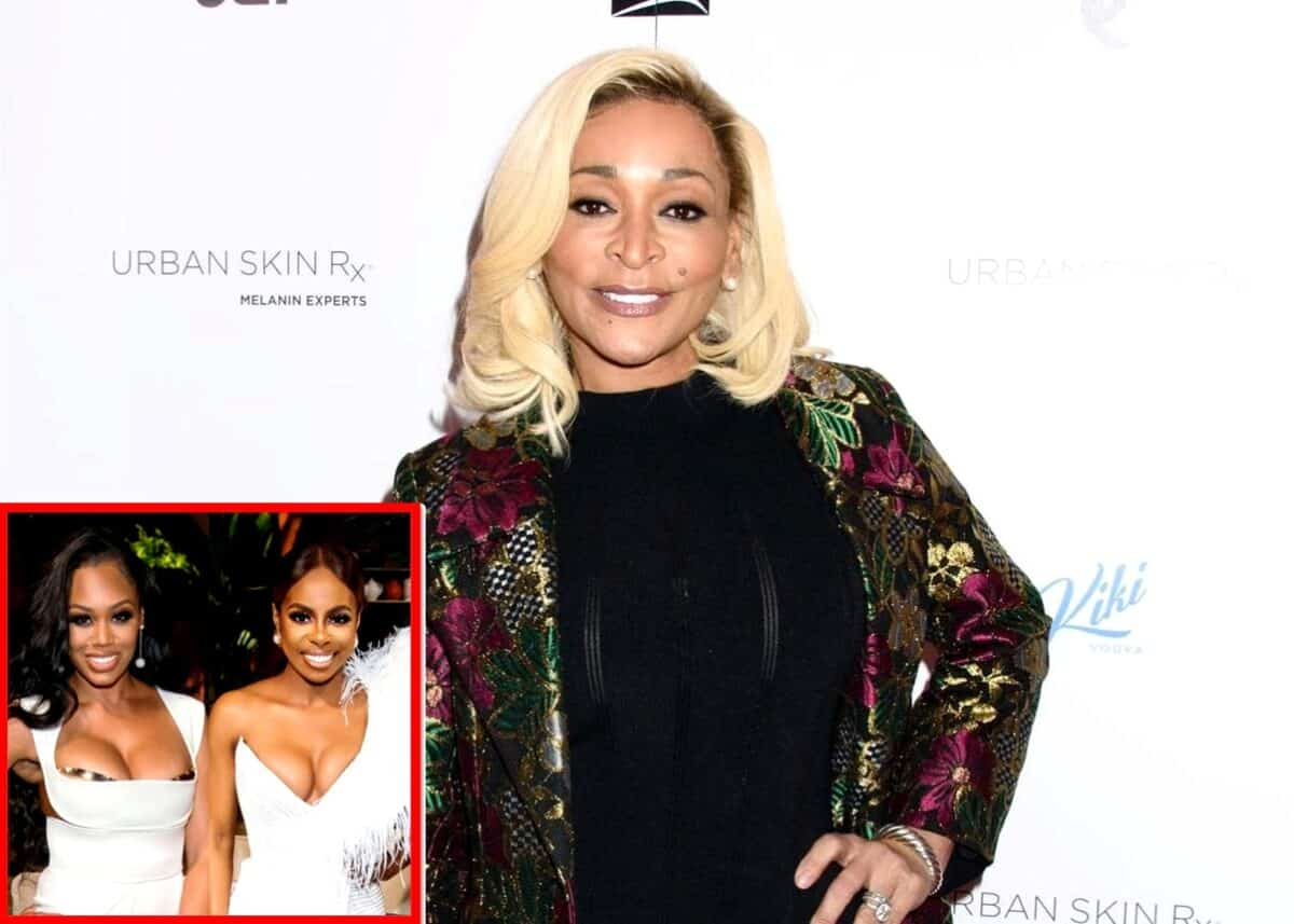 Karen Huger Speaks Out About Monique Samuels and Candiace Dillard Feud Ahead of Season 5 Premiere of RHOP