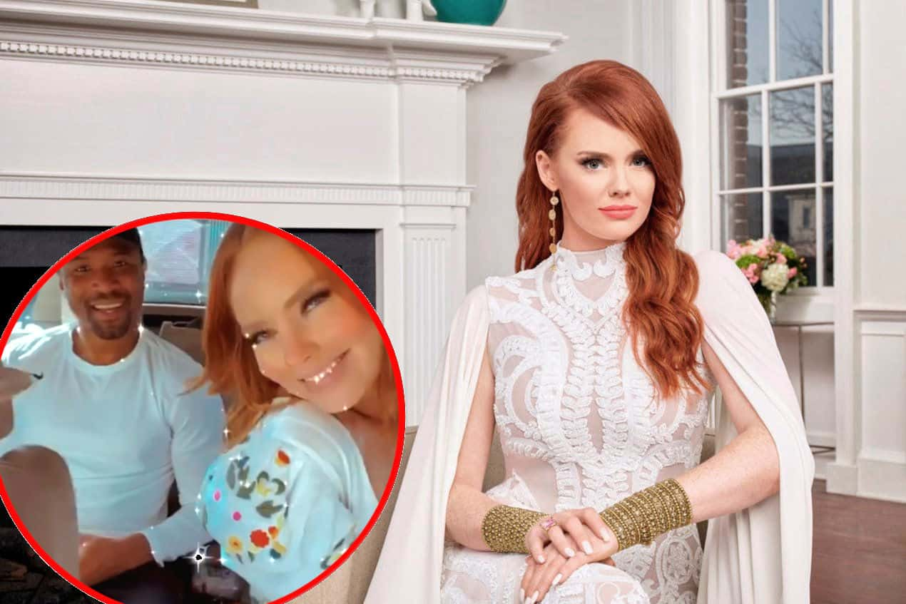 PHOTOS: Southern Charm Star Kathryn Dennis Goes Public With New Boyfriend Chleb Ravenell Amid Production on Season Seven, See Their First Kiss Pic on His Birthday